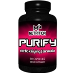 M4 Nutrition Purify - 60 caps - Detoxifying Formula