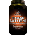 M4 Nutrition Intense Whey Protein 2lb - Chocolate