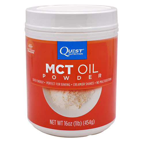 Quest Nutrition MCT Oil Powder - Unflavored - 16 oz