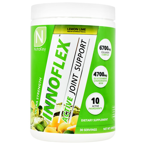 Nutrakey InnoFlex - Lemon Lime - 30 ea