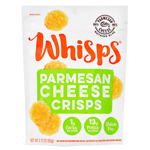 Schuman Cheese Whisps Cheese Crisps - Parmesan - 12 ea
