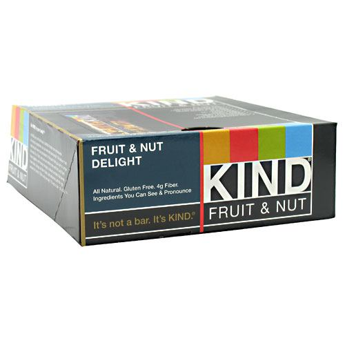 Kind Snacks Kind Fruit & Nut - Fruit & Nut Delight - 12 ea