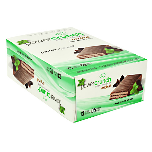 Power Crunch Power Crunch - Chocolate Mint - 5 ea