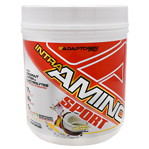 Adaptogen Science Intra-Amino Sport - Pina Colada - 30 ea