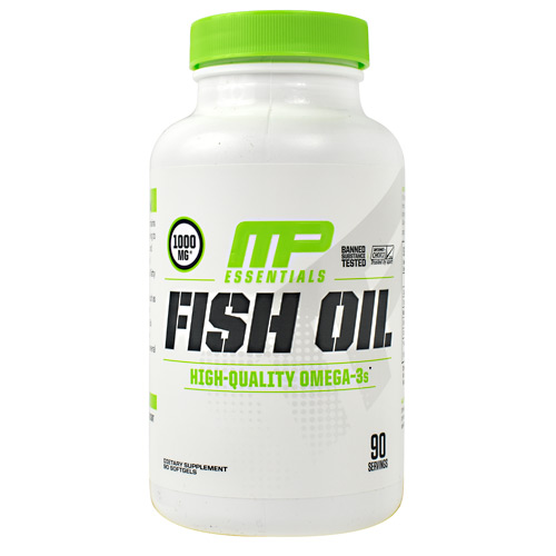 MusclePharm Essentials Fish Oil - 90 ea