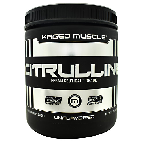 Kaged Muscle Citrulline - Unflavored - 100 ea