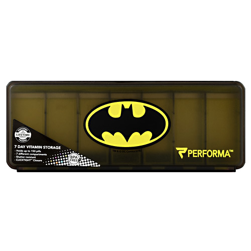 Perfectshaker 7 Day Vitamin Storage - Batman - 1 ea