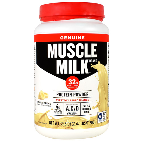 Cytosport Genuine Muscle Milk - Banana Creme - 2.47 lb