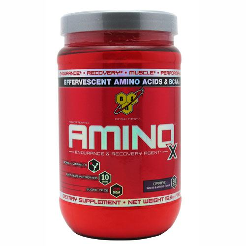 BSN Amino X - Grape - 30 ea