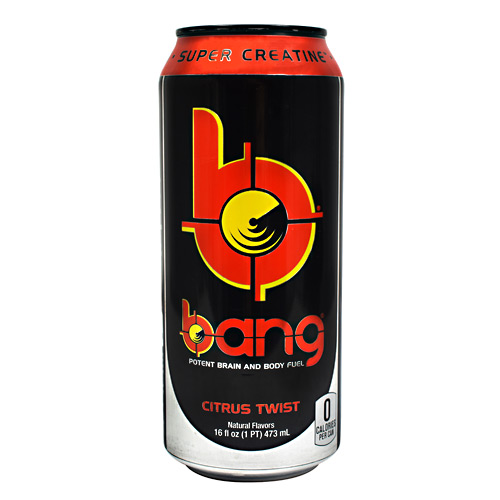 VPX Bang - Citrus Twist - 12 ea