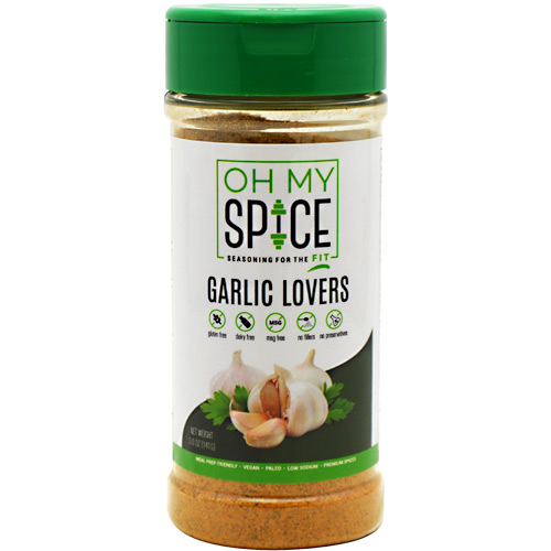 Oh My Spice, LLC Oh My Spice - Garlic Lovers - 5 oz