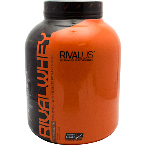 Rivalus Rival Whey - Chocolate - 5 lbs