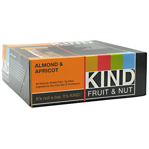 Kind Snacks Kind Fruit & Nut - Almond & Apricot - 12 ea