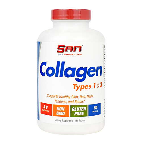 SAN Collagen Types 1 & 3 - 60 ea