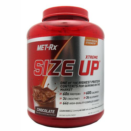 Met-Rx USA Size Up - Chocolate - 6 lb