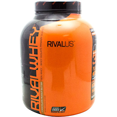 Rivalus Rival Whey - Chocolate Peanut Butter - 5 lbs