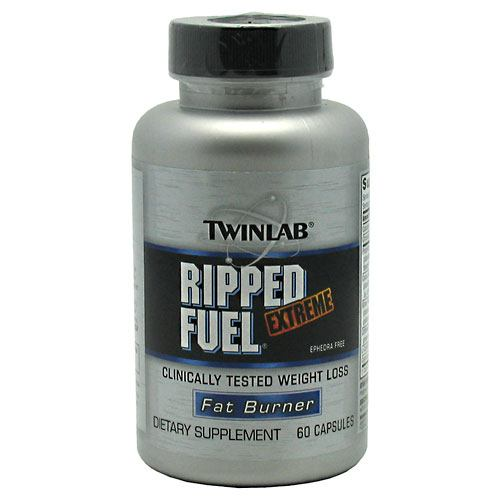 TwinLab Fat Burner Ripped Fuel Extreme - 60 ea