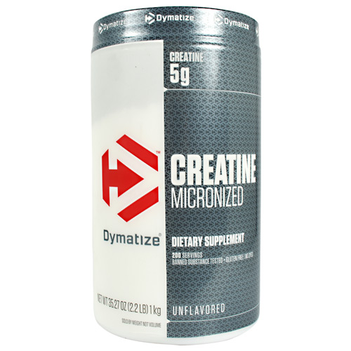 Dymatize Creatine Micronized - Unflavored - 1000 g