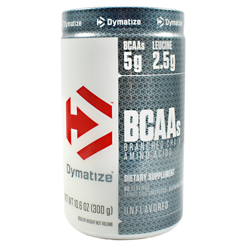 Dymatize BCAA Complex 5050 - Unflavored - 300 g