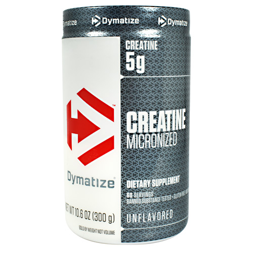 Dymatize Creatine Micronized - Unflavored - 300 g