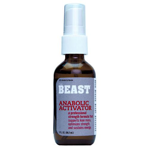 Beast Sports Nutrition Anabolic Activator - 2 oz