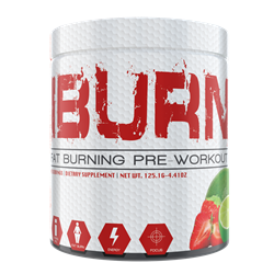 M4 Nutrition iSeries iBurn Preworkout - Strawberry Lime 45 serving