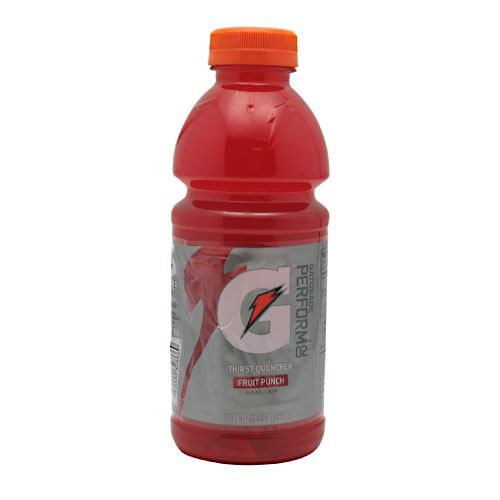 Gatorade Thirst Quencher - Fruit Punch - 24 ea