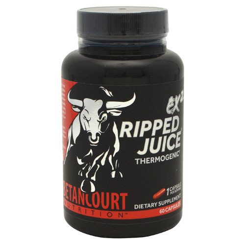 Betancourt Nutrition Ripped Juice EX2 - 60 ea