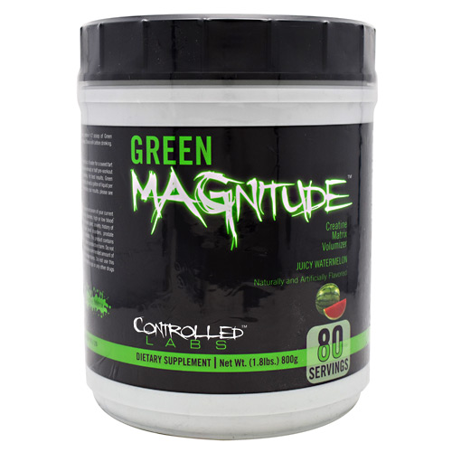 Controlled Labs Green MAGnitude - Juicy Watermelon - 80 ea