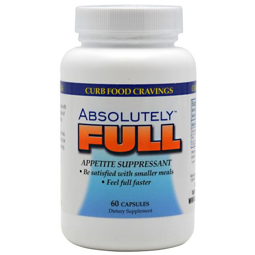Absolute Nutrition Absolutely Full - 60 ea