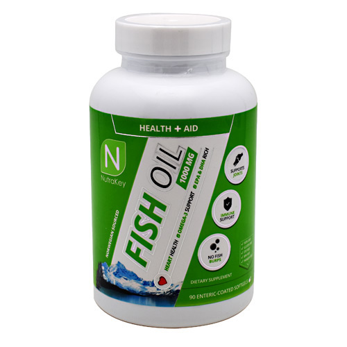 Nutrakey Fish Oils - 90 ea