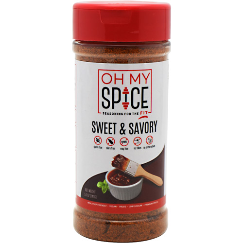 Oh My Spice, LLC Oh My Spice - Sweet & Savory - 5 oz